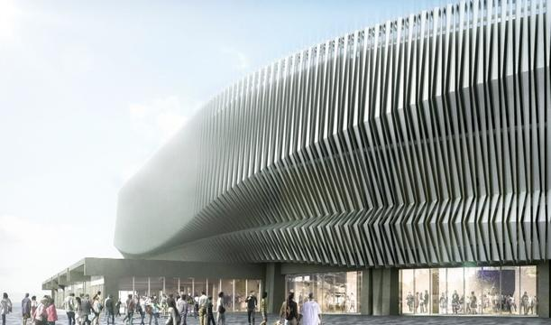 The New Nassau Coliseum