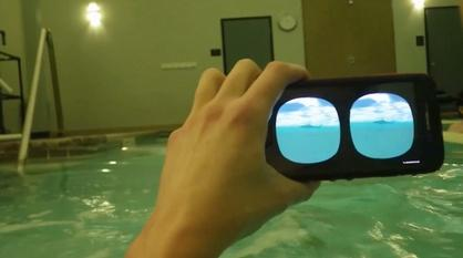 SciTech Now -- An underwater VR game is rehabilitating patients with MS