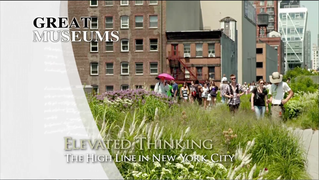 Elevated Thinking: The High Line