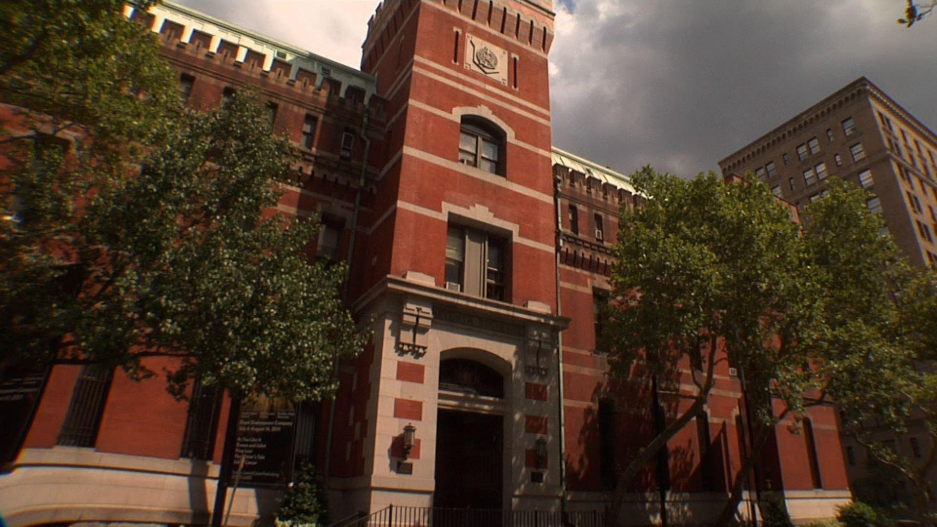 Video Park Avenue Armory