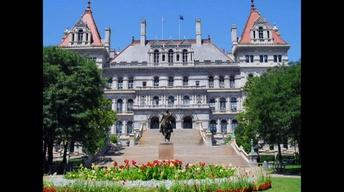 The New York State Capitol Preview