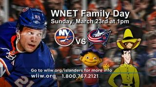 WNET Family Day with the Islanders