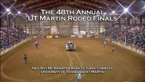 The 48th Annual UT Martin College Rodeo Finals