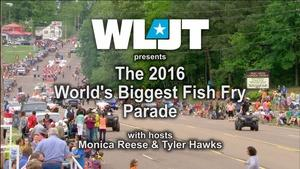 The 2016 World's Biggest Fish Fry Parade