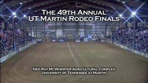 The 49th Annual UT Martin Spring College Rodeo Finals