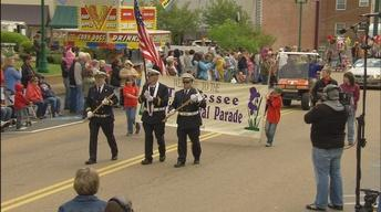 The 34th Annual Tennessee Iris Festival Parade