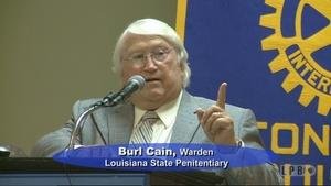 News Makers - 08/12/15 - Burl Cain, Warden La. State Pen.