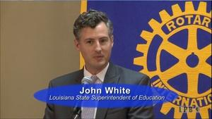 News Makers-09/16/15-John White,La. State Supt. of Education