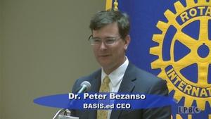 News Makers - 1/27/16 - Dr. Peter Bezanso, Basis.ed CEO