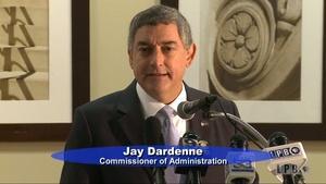 Press Club - 02/01/16 - Jay Dardenne, Com. of Administration