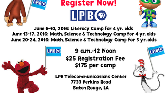 LPB Summer Camp