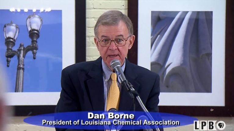 Press Club - 08/22/16 - Dan Borné, La Chemical Association