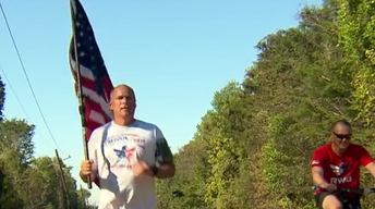 Veterans Coming Home – Old Glory Relay