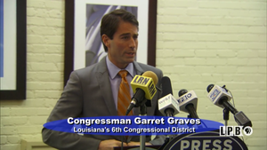 Press Club-12/12/16 - Congressman Garrett Graves, 6th Cong.
