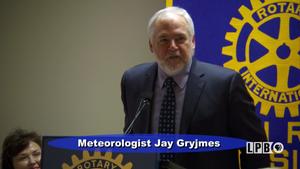 Press Club-01/04/17-Jay Grymes, Meteorologist