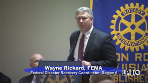 News Makers-01/18/17-Wayne Rickard, FEMA