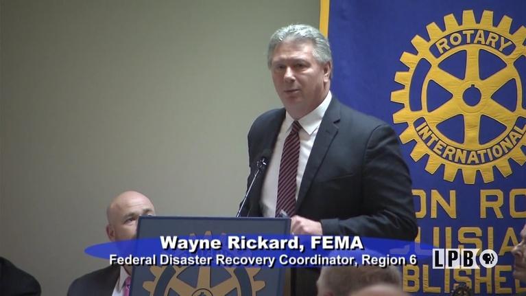 News Makers-01/18/17-Wayne Rickard, FEMA