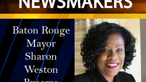 News Makers-02/01/17-B.R. Mayor Sharon Weston-Broome