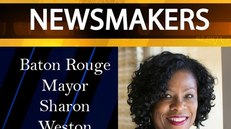 News Makers-02/01/17-B.R. Mayor Sharon Weston-Broome