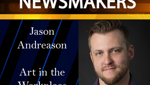 News Makers-02/08/17-Jason Andreasen, B.R. Gallery