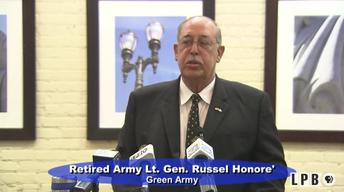 Press Club-03/20/17-Retired Army Lt. Gen. Russel Honoré