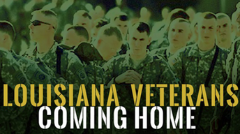 LOUISIANA: THE STATE WE'RE IN: Veterans Coming Home Program