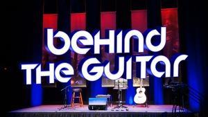 Behind the Guitar Herb Pedersen