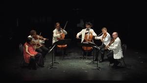 The Chamber Music Society at SPAC