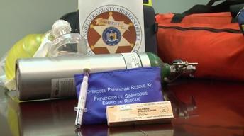Drug Reverses Effects of Heroin Overdose