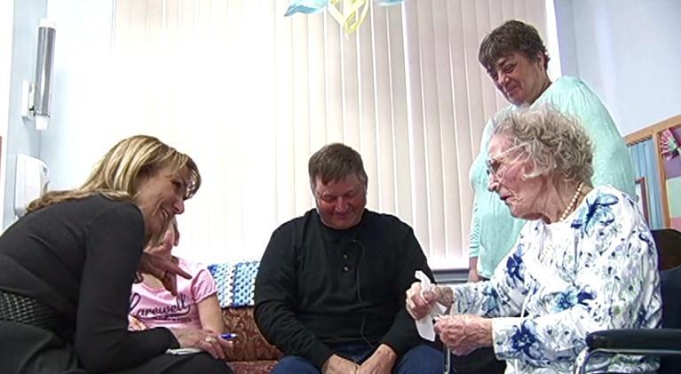 Health Link: Living a Long Life