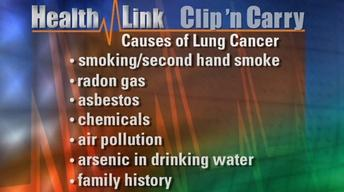 Clip N' Carry | Lung Cancer