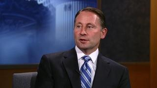 GOP Nominee Astorino Talks Gubernatorial Debate
