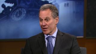 Attorney General Schneiderman Makes Case for Re-Election
