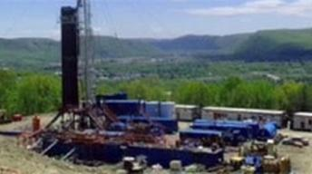 Marcellus Shale Drilling Proposal