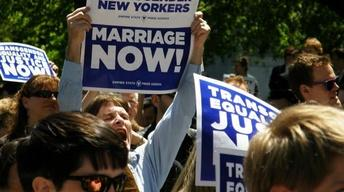 Same-Sex Marriage Passes NY Assembly