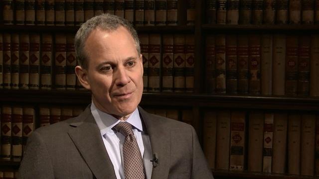 Interview with Attorney General Eric Schneiderman