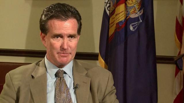 Senate Majority Leader Flanagan | Logger Training Program