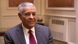 Clifton Wharton Talks Life & Career