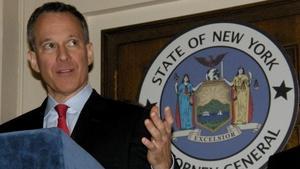 Schneiderman Discusses Investigations