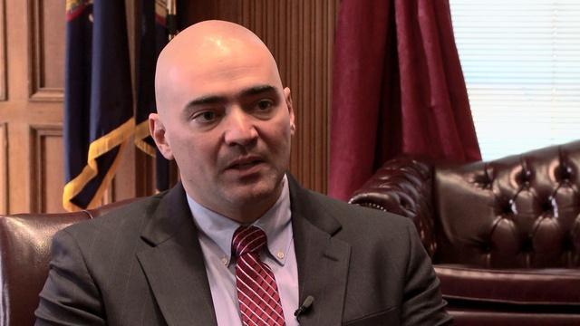 Newly-Elected Senator Fred Akshar