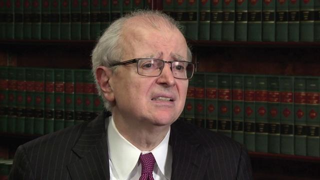 Outgoing Chief Judge Lippman