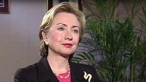 Looking Back at Hillary Clinton's U.S. Senate Run