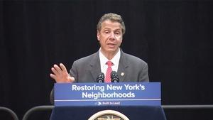 Cuomo Signs End-Of-Session Bills