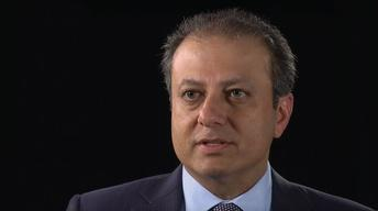 Exclusive Interview with Preet Bharara
