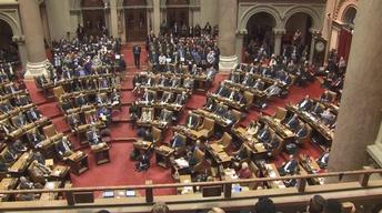 Lawmakers Return; State of the State History
