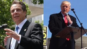 Cuomo, Trump and 'Alternative Facts'