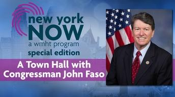 Town Hall with Congressman John Faso | Promo