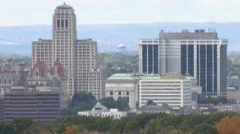Albany Adopts Urban Plan