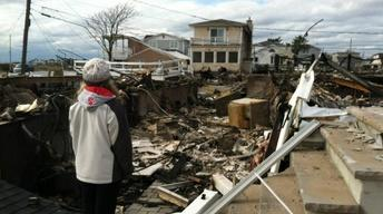 Impact of Hurricane Sandy