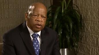Civil Rights Pioneer John Lewis